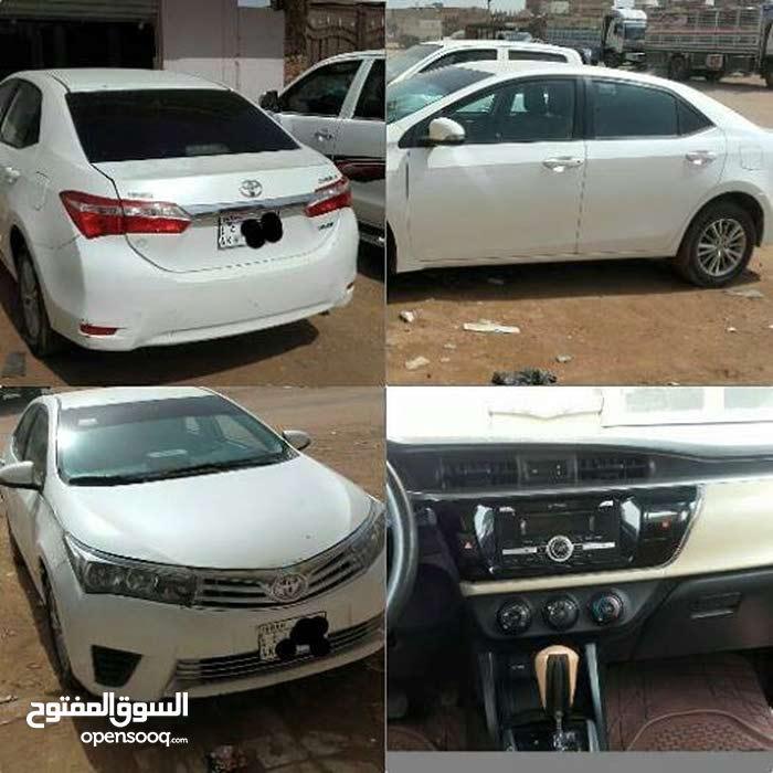 Toyota Corolla in Khartoum
