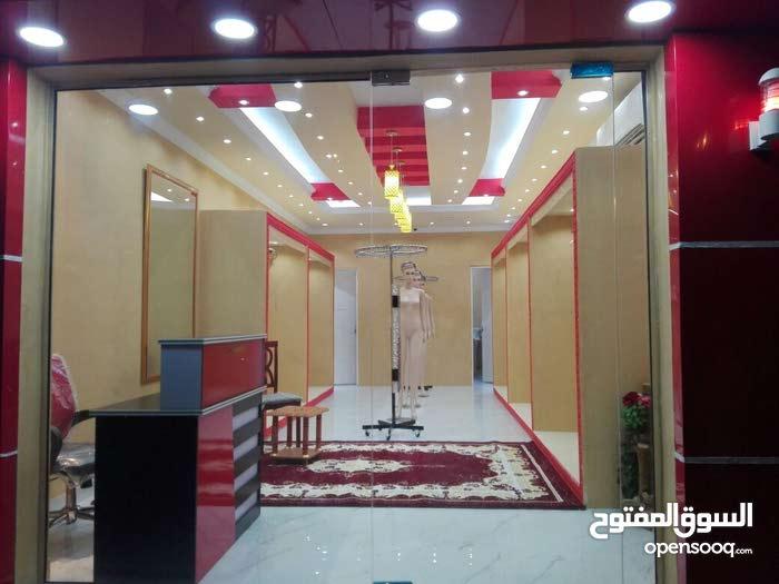 خلو محل  في منطقة الخوير 33 موقع روعة