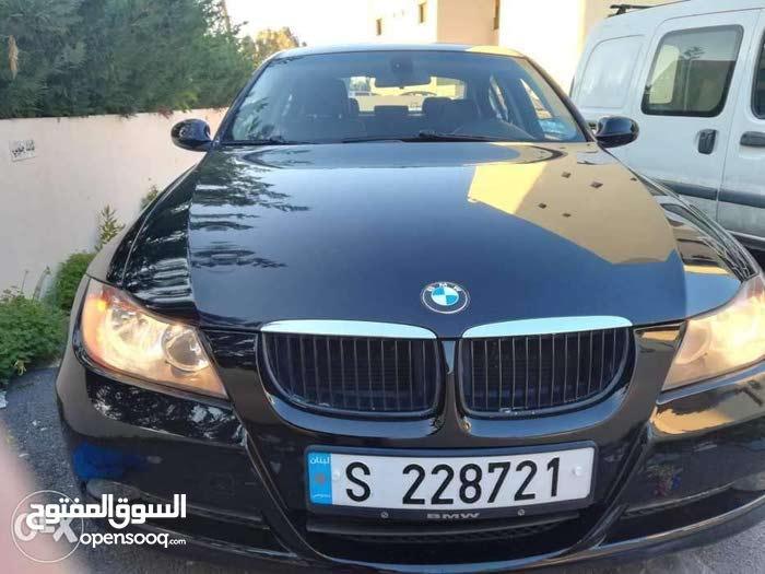 BMW e90 325  2006