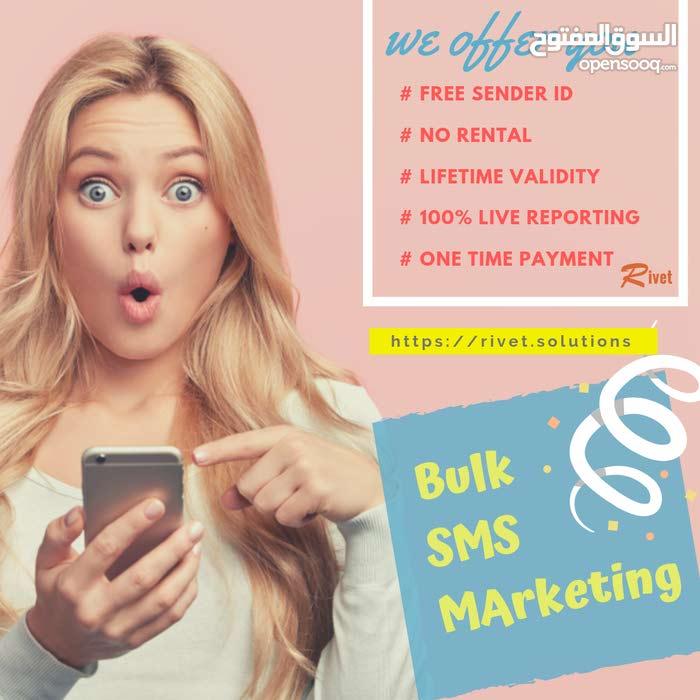 Free Sender ID for Bulk SMS Marketing