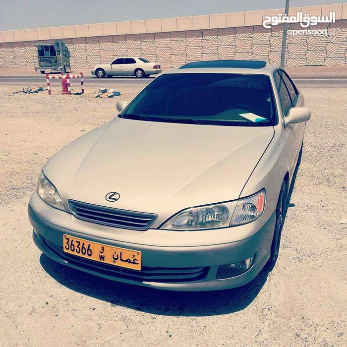 Lexus ES 2001 For sale - Grey color