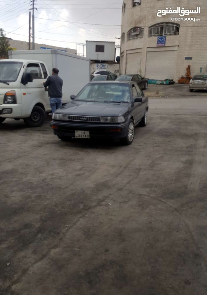 1992 Toyota Corolla for sale