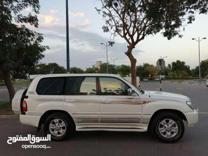 Toyota Land Cruiser 2007 - Abu Dhabi