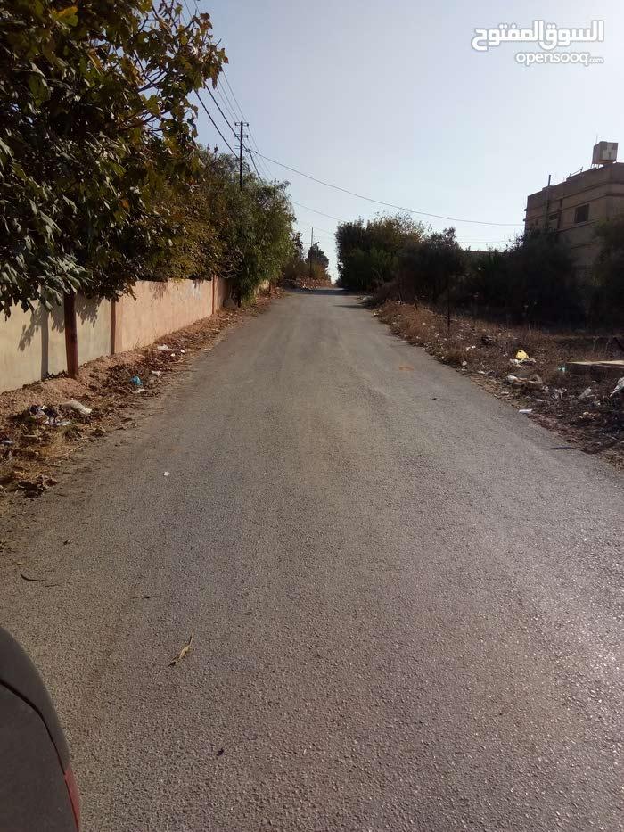 قطعه أرض سكنية عند كازيه الزعبي للبيع