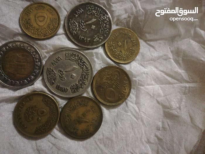 عملات مصريه