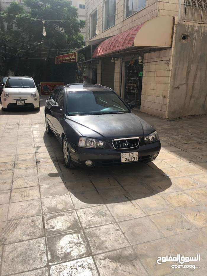 Used Hyundai Elantra in Amman