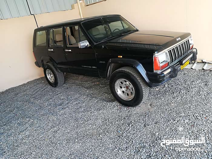 Automatic Jeep 1996 for sale - Used - Rustaq city