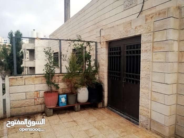 بيت مستقل للبيع مساحه الأرض نص دونم ومساحه البيت 206 م