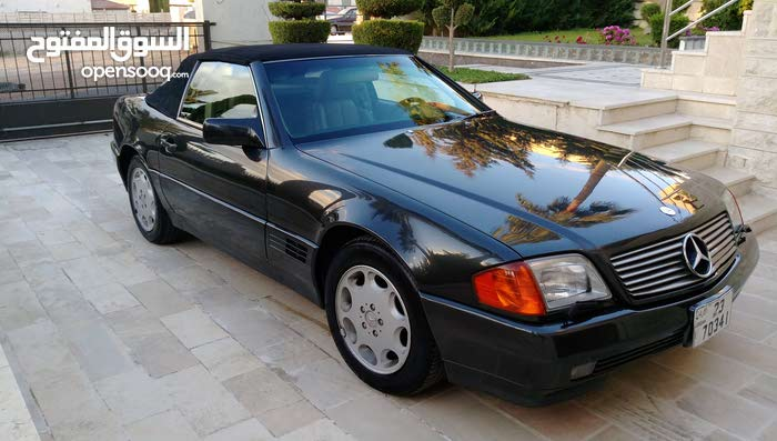 Mercedes Benz SL 500 1994 - Used