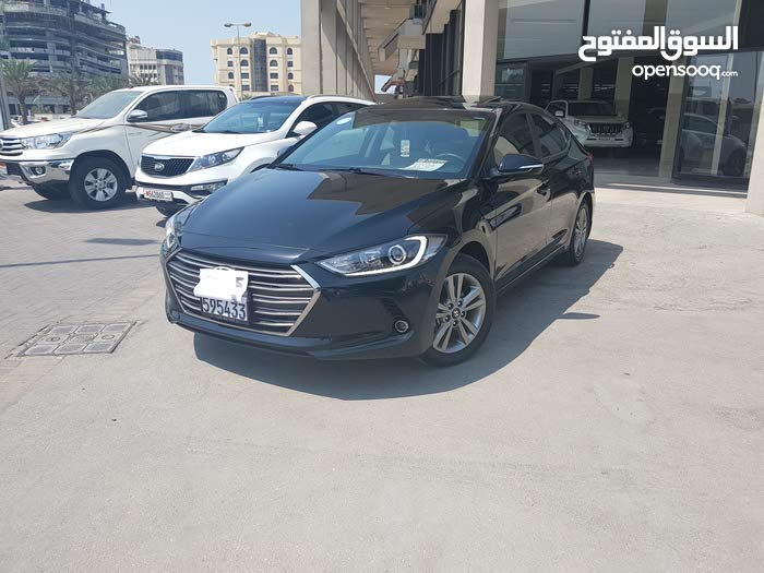 Hyundai Elantra made in 2017 for sale