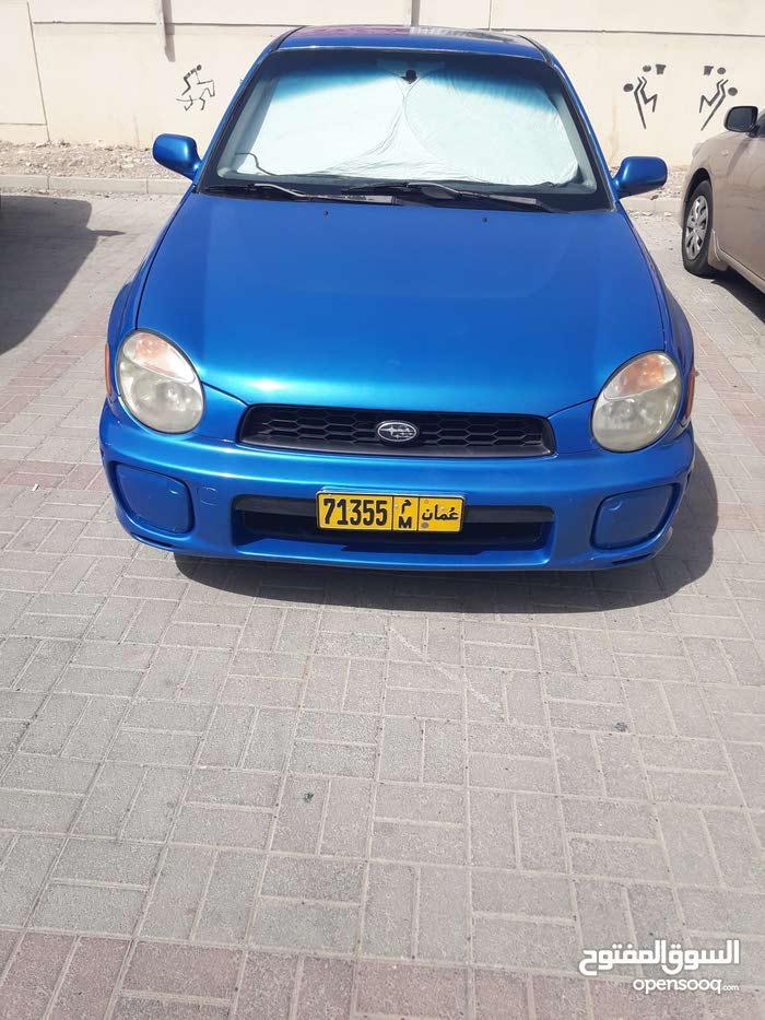 +200,000 km mileage Subaru Impreza for sale