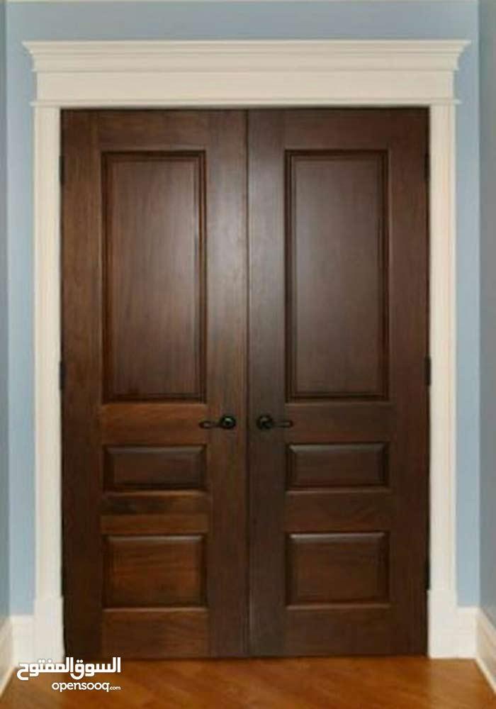 تفصيل أبواب، غرف نوم، ديكورات خشبيه