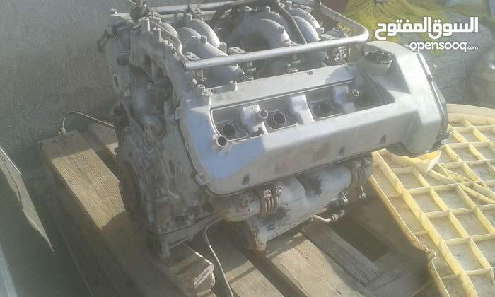 محرك مرسيدس  S500