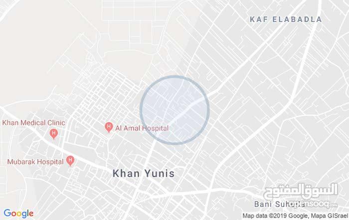 شقة 75 م مع الخدمات غزة النصر على امتداد بهلول غرفتين وصالون ومطبخ وحمام