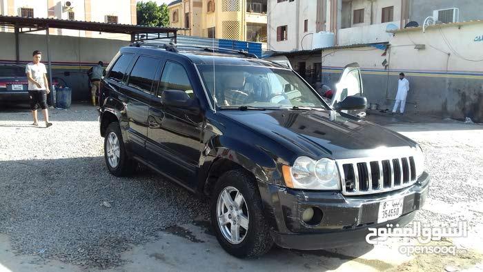 Jeep Grand Cherokee 2007 For sale - Black color
