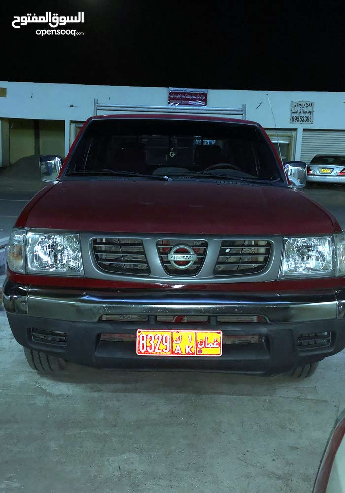 190,000 - 199,999 km Nissan Pickup 2002 for sale