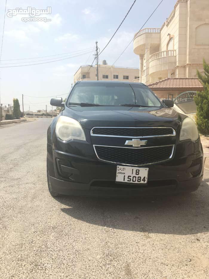 Chevrolet Equinox car for sale 2010 in Amman city