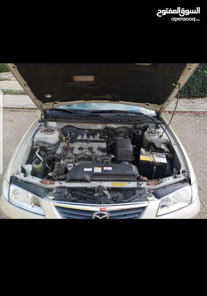 Mazda 626 car for sale 2002 in Tripoli city