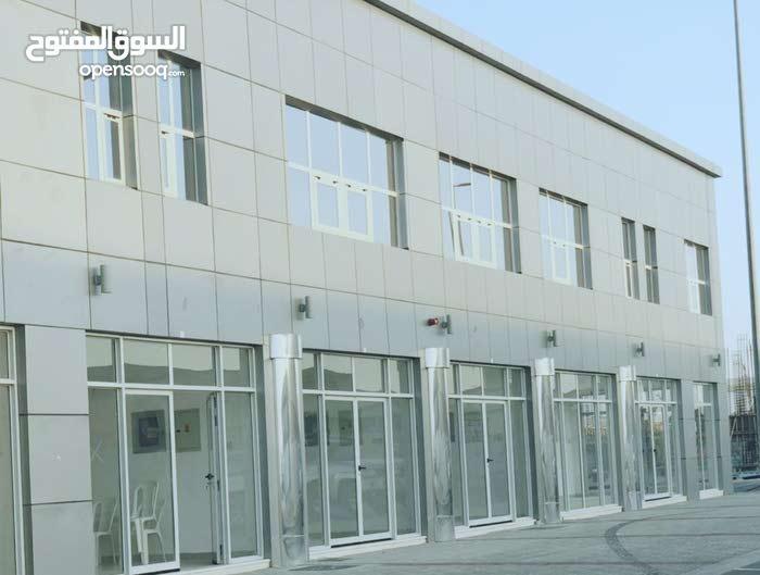 مكاتب ومحلات للايجار صناعية العين