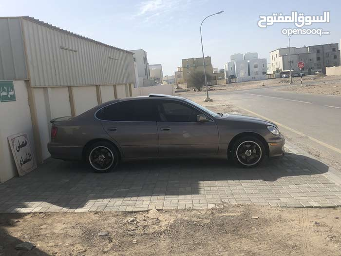 Used condition Lexus GS 2000 with  km mileage