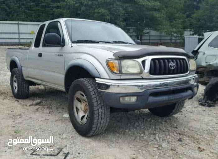 2002 Used Toyota Tacuma for sale