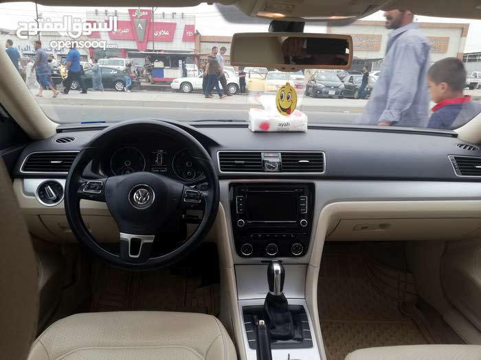 Automatic Volkswagen 2013 for sale - Used - Baghdad city