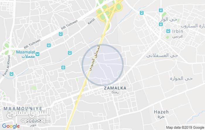 حرستا جانب المواصلات  بستان الشلبي ميشيل سابقا