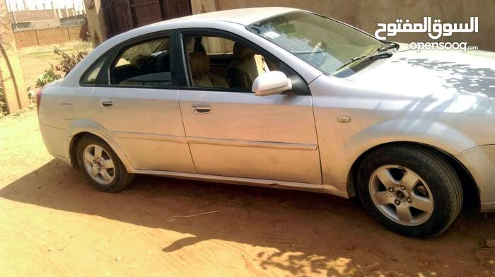 Used Daewoo Lacetti for sale in Khartoum