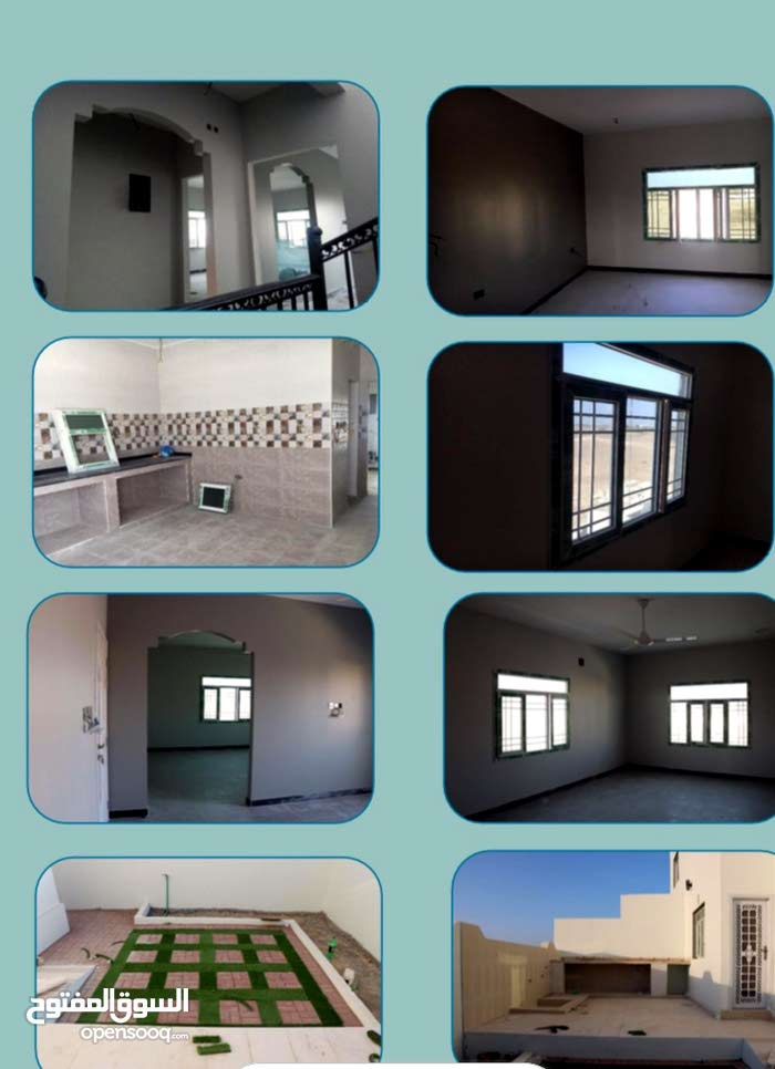 5 rooms More than 4 bathrooms Villa for sale in BarkaAl Falaj