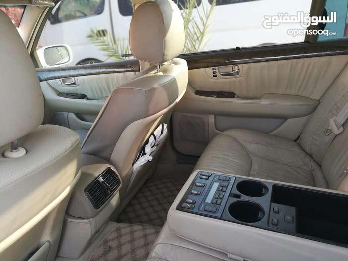 Available for sale! 70,000 - 79,999 km mileage Lexus LS 2001