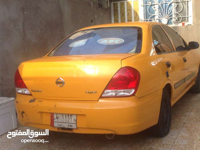 Best price! Nissan Sunny 2011 for sale