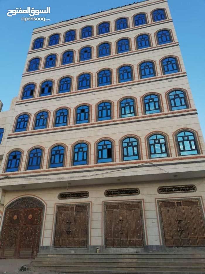 عماره للأيجار صنعاء سعوان شارع الاربعين
