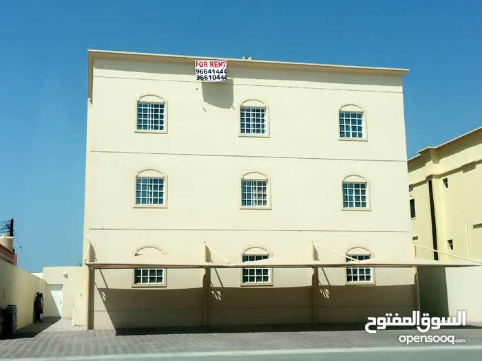 Al Multaqa neighborhood Sohar city - 1000 sqm apartment for sale
