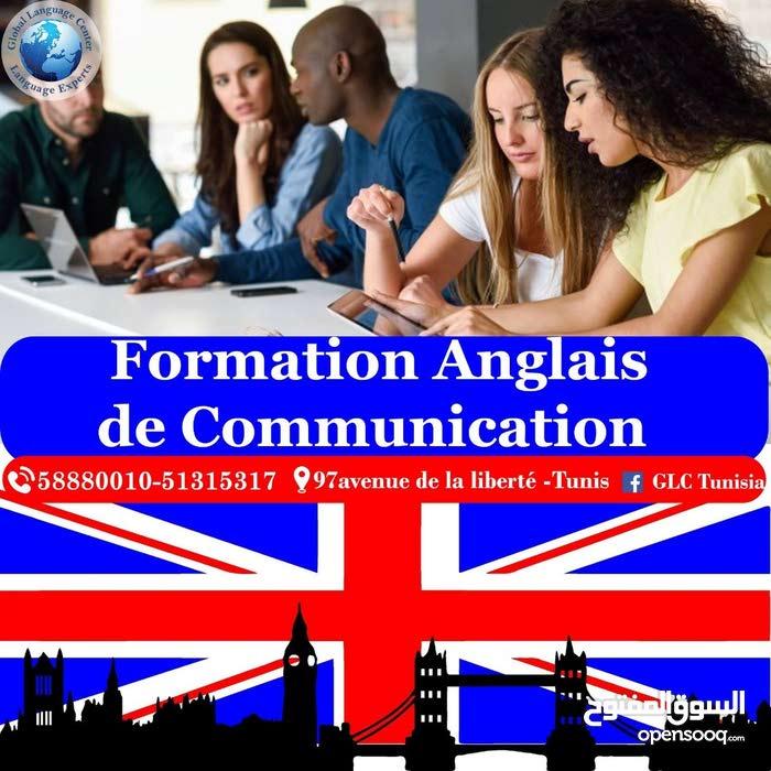 Formation Anglais de  communication tunis