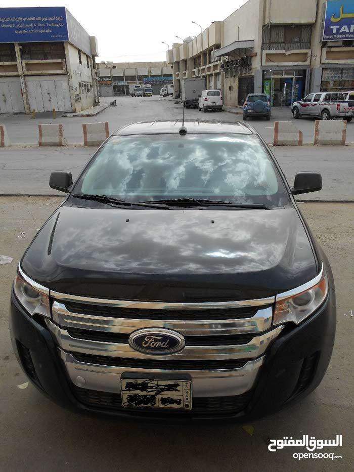 ford edge 2014 with extended warranty - (80476894) | السوق المفتوح