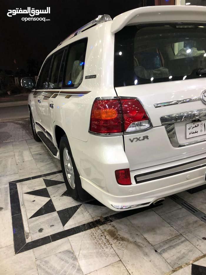 تويوتا لاندكروز VXR2009