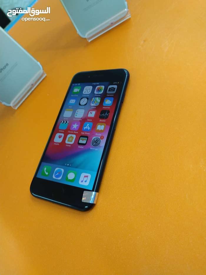 ايفون 7 مستعمل مع الضمان ذاكره 256 جيبي