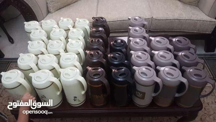 دلال قهوة ساده فارغه مستعمله للبيع