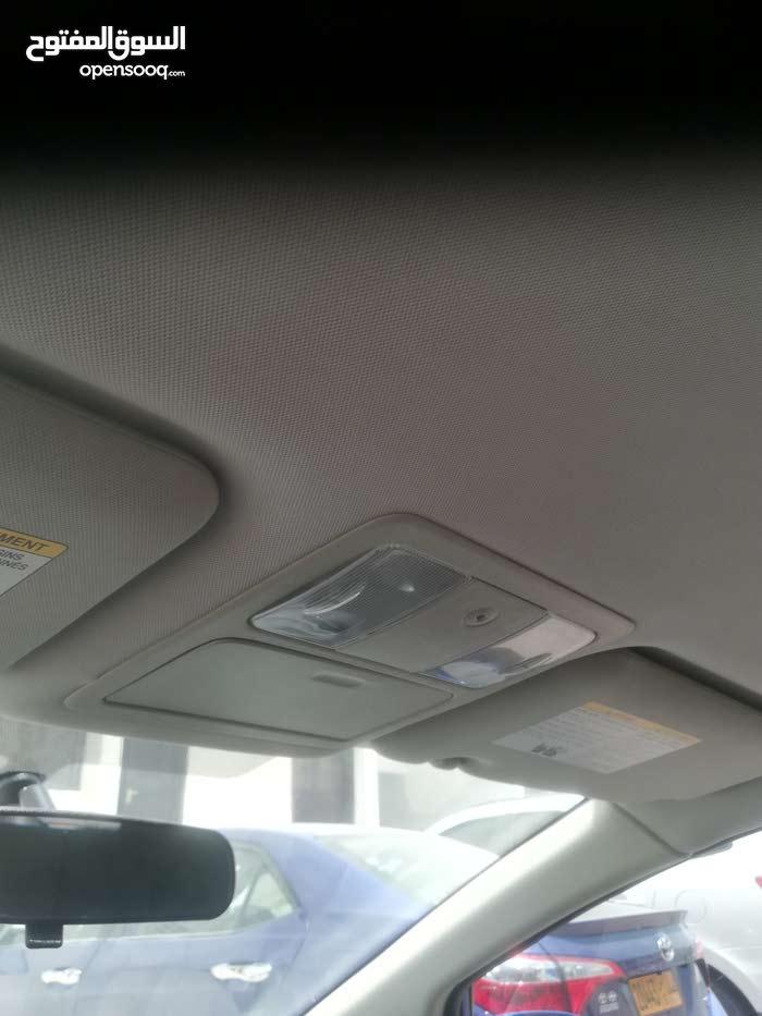 Gasoline Fuel/Power   Nissan Tiida 2012