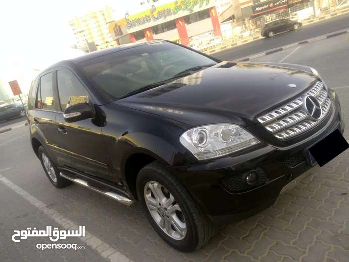 2007 Mercedes Benz ML for sale in Ajman