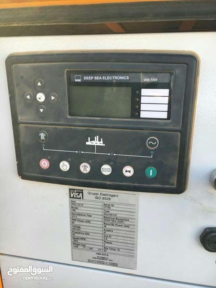 مولد كهرباء جديد للبيع