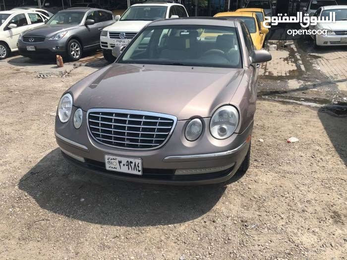Automatic Kia 2008 for sale - Used - Baghdad city