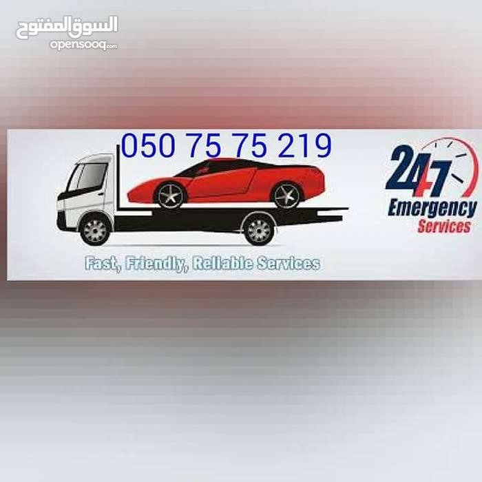 Recovery car towing sarvice 24 hrs dubai shj
