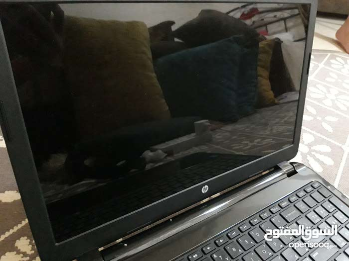 HP Laptop available for Sale in Sharjah