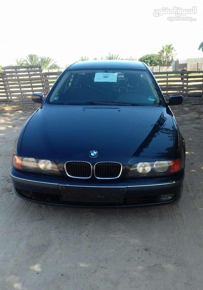 BMW فئة خامسة
