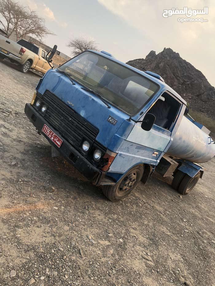 Diesel Fuel/Power   Mazda Pickup 1983