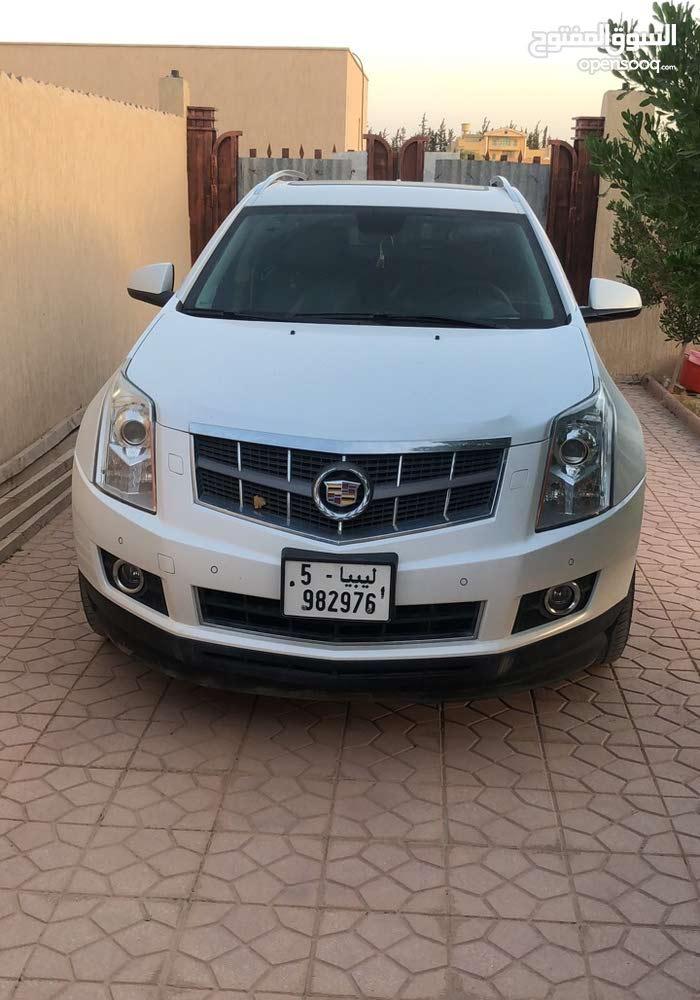 For sale Cadillac SRX car in Tripoli