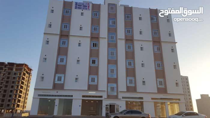 شقة 95م للايجار في المعبيلة الجنوبية قرب نيستو Apartments for rent in Mabela south n