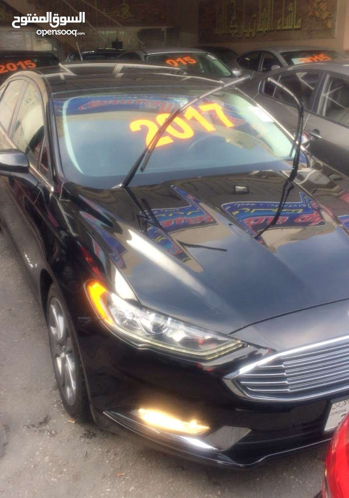Used condition Ford Fusion 2017 with 30,000 - 39,999 km mileage