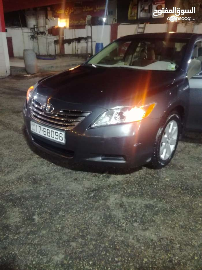 Toyota Camry 2008 - Automatic